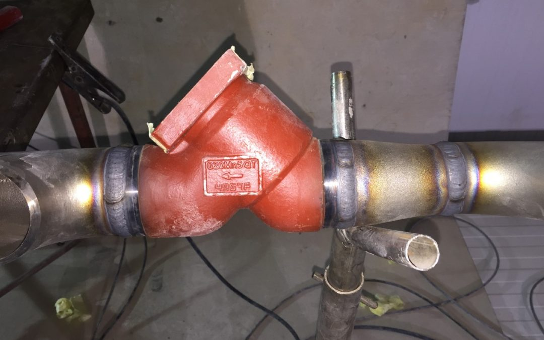 Approved welds